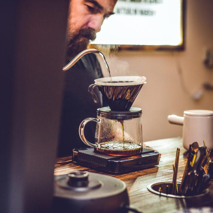 Filtrovaná káva