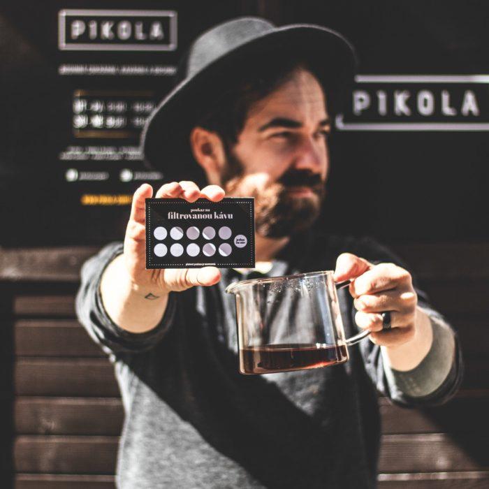 Pikola Poukaz do kavárny