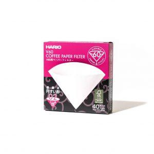 Papírové filtry Hario V60
